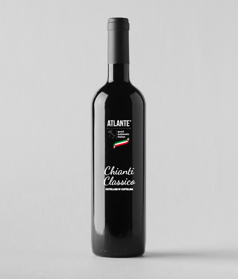 Atlante brand   Wine